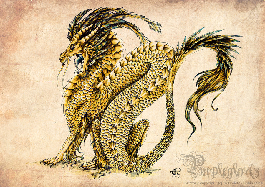 huange river dragon