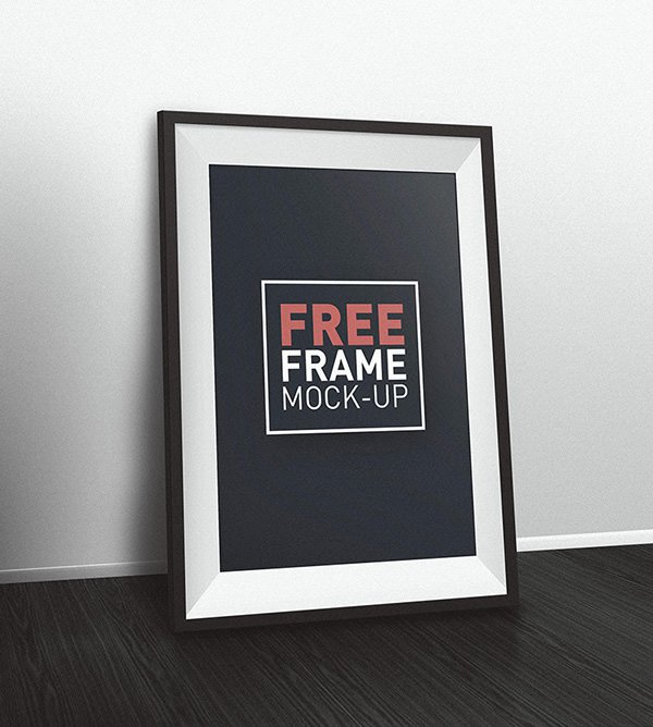 FRAME MOCK UP Free