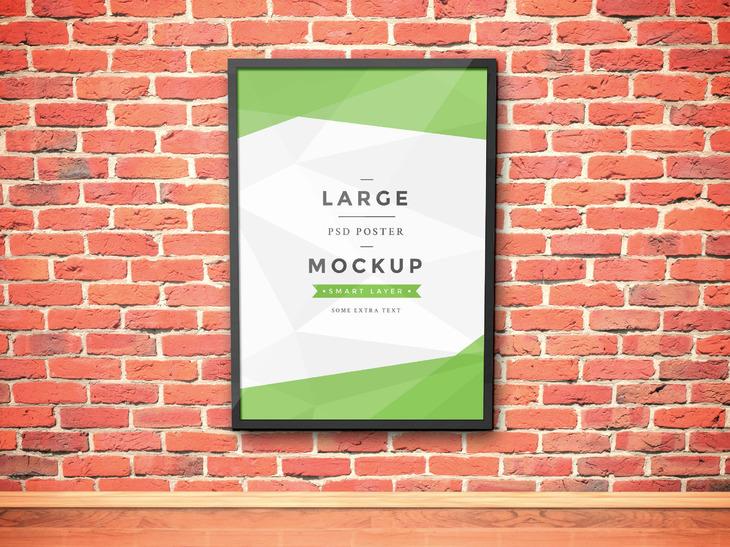 Frame PSD Mockup 3