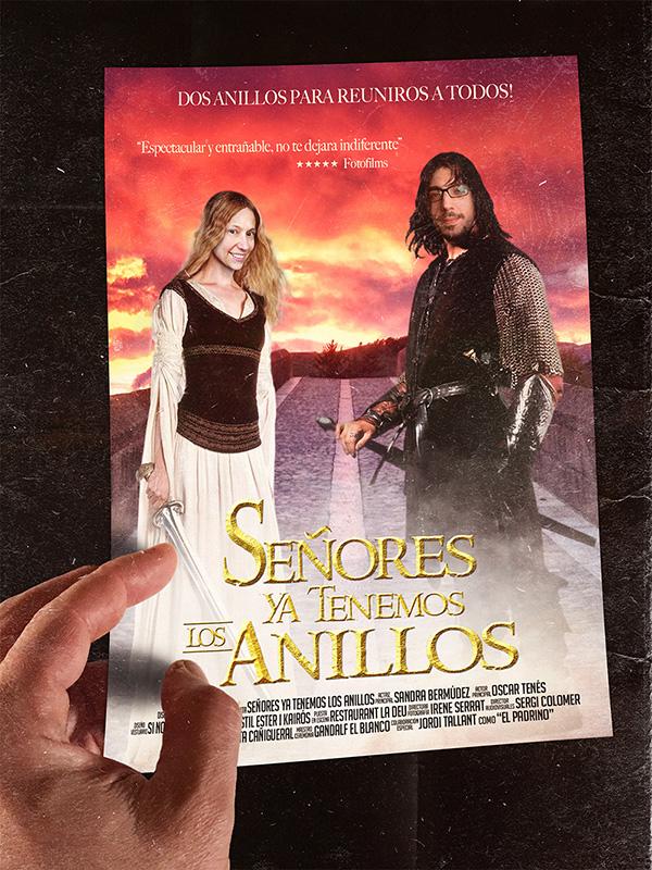 Movies Poster Mockup