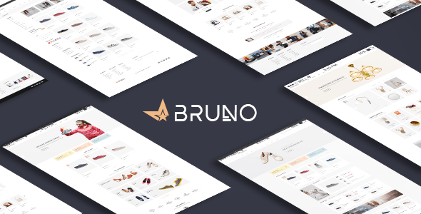 Bruno Fashion Magento Theme