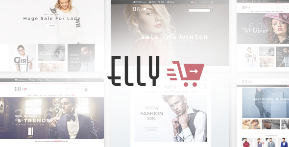 Elly Fashion Magento Theme