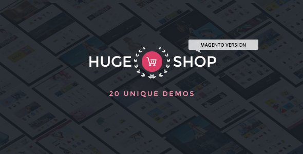 Huge Shop Best Magento Theme