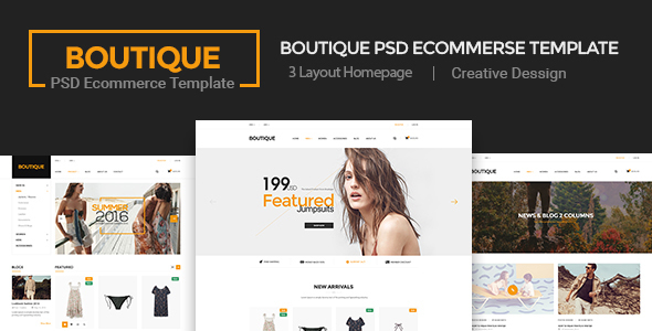 TV Boutique Best Fashion Magento Theme