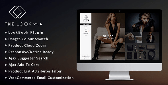 The Look Clean Responsive Magento Theme