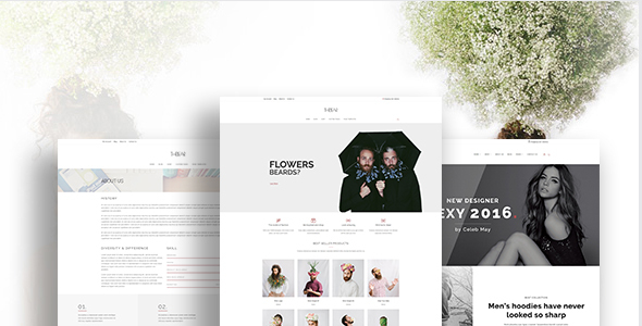 Thebear Fashion Magento Theme