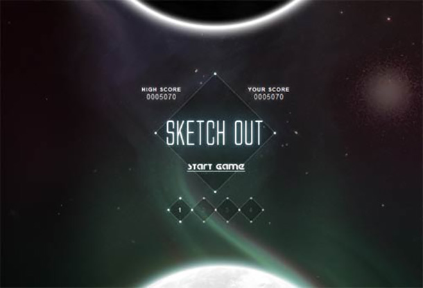 Sktech HTML5 Animation Free
