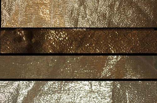 Creative Metallic Gold Textures
