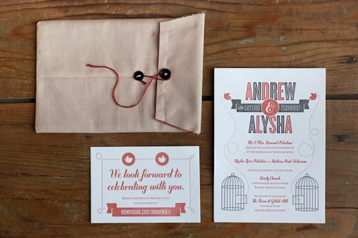 Beautiful Wedding Invitations Examples