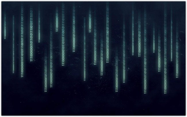 Binary Numbers HD Wallpaper