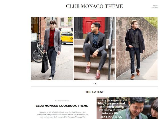 Club Monacoresponsive tumblr theme