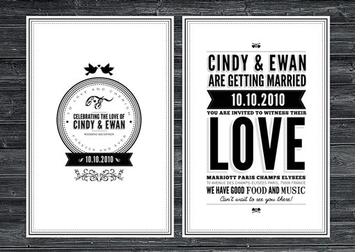 Decent Wedding Invitations Ideas