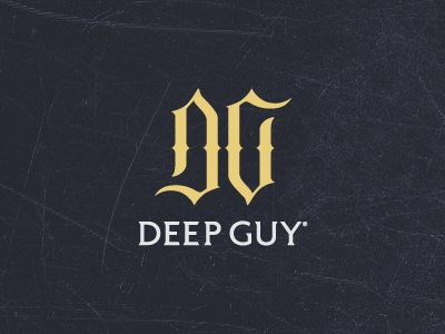 Deep Guy Ambigram