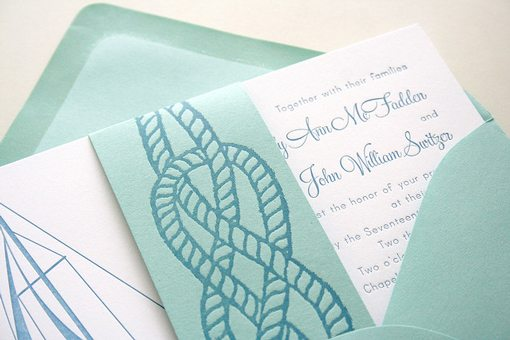 Elegant Wedding Invitations Examples