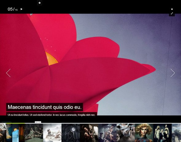 FlowAway Video WordPress Theme