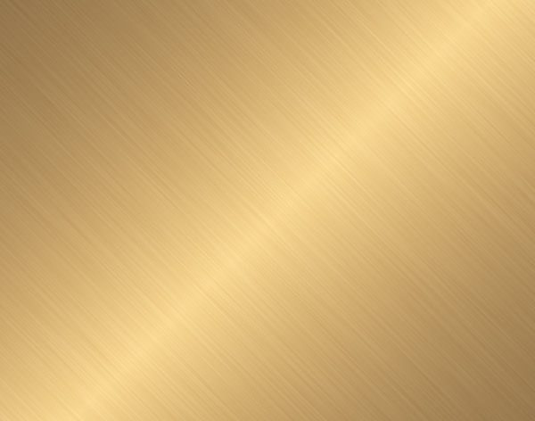 Right Angled Brushed Gold Foil Texture