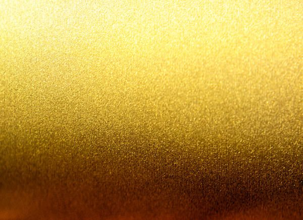Shiny Brushed Gold Metallic Texture
