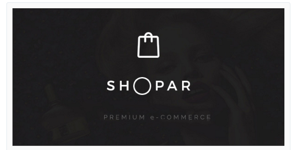 Shopar Shopify Themes for online stores