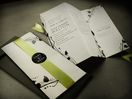 Sweet Wedding Invitations Examples Ideas