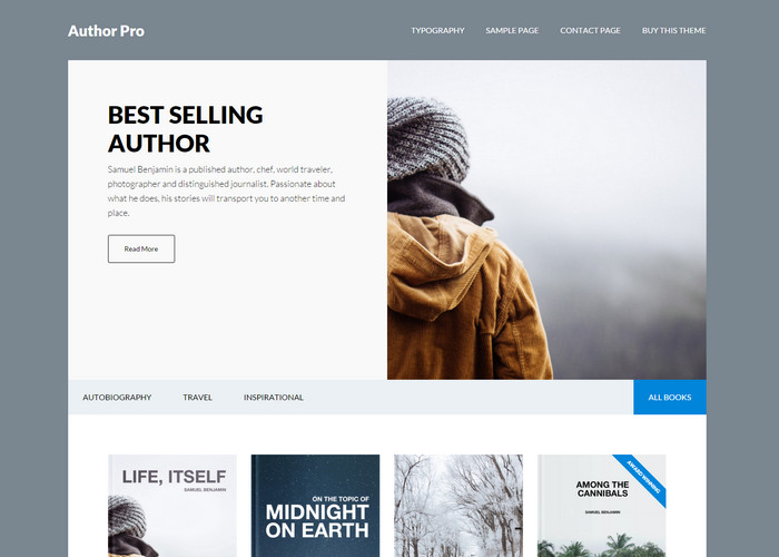 authorpro Affiliate Marketing WP Themes