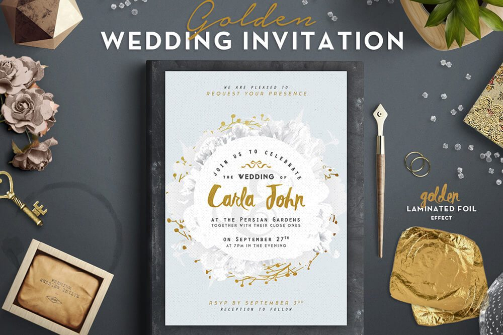 awesome Wedding Invitations Examples Ideas