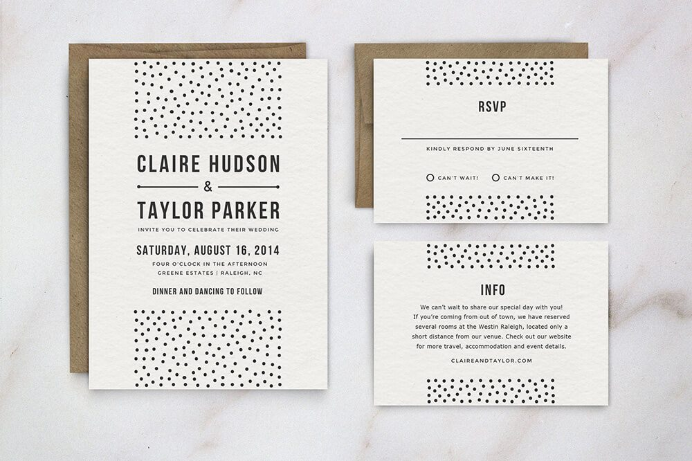 claire_suite Wedding Invitations Examples Ideas