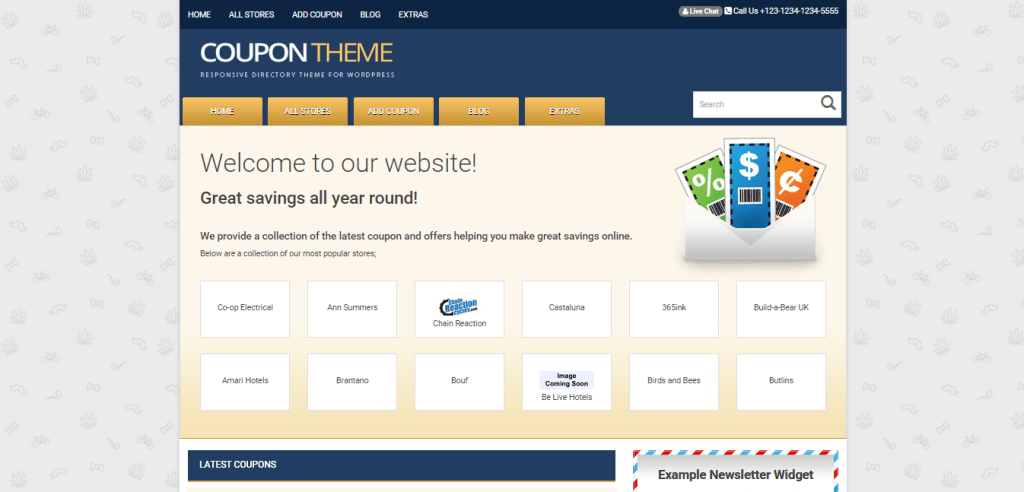 coupon Affiliate Marketing WP Themes