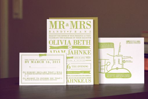 ds 32 Wedding Invitations Examples