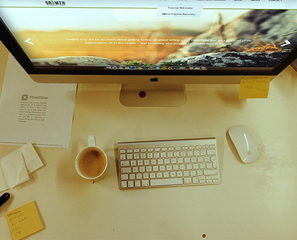 photorealistic apple imac mockup free download
