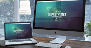 workspace imac mockup template free download 310x165