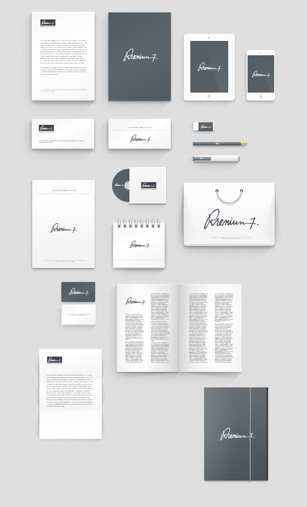 Corporate Identity Branding Stationery Mockup (2)