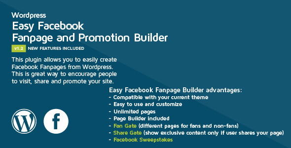 Facebook FanpageSocial Media Plugins