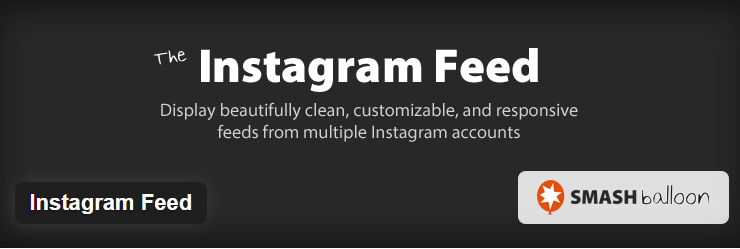 Instagram Feed Social Media Plugins