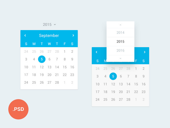 68 Best Free Calendar Templates In Psd Vector Eps Png Format