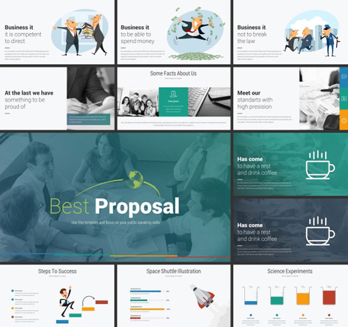 Proposal Google Slides