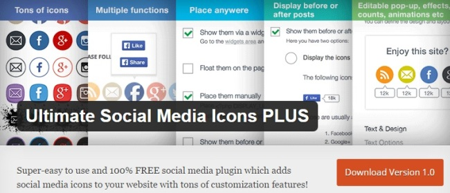 Ultimate-Social-Media-Plugins