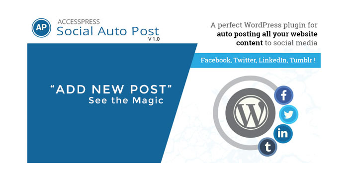 auto post to Social Media Plugins