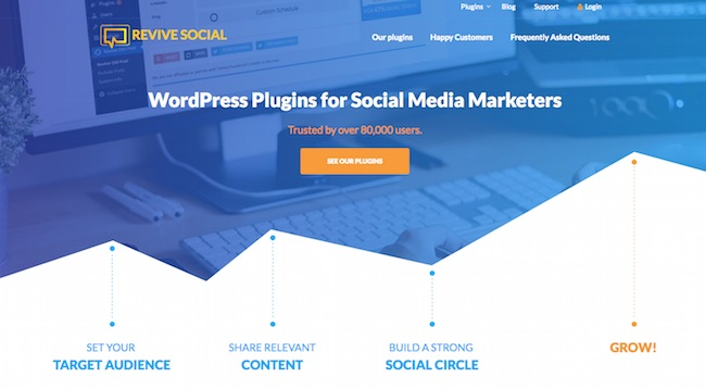 revive old Posts Social Media Plugins