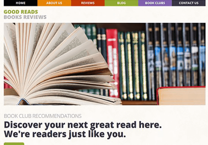 Books Reviews Review WordPress