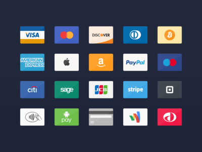 Card Icons 2.0 Free Credit