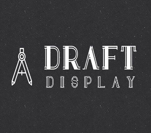 DraftDisplay+font Best Free Font for Hipsters 2017