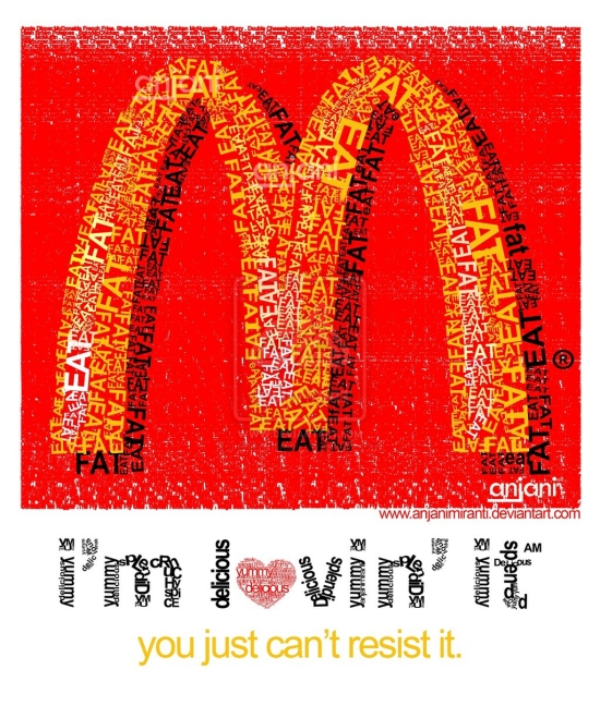 I AM In Love Typography Art Design