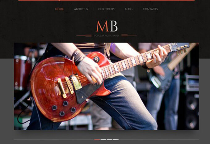 MB WordPress Theme