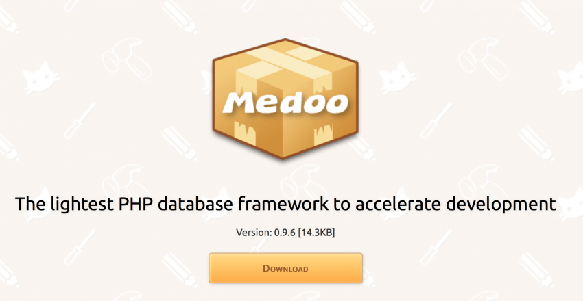 Medoo Framework For Web