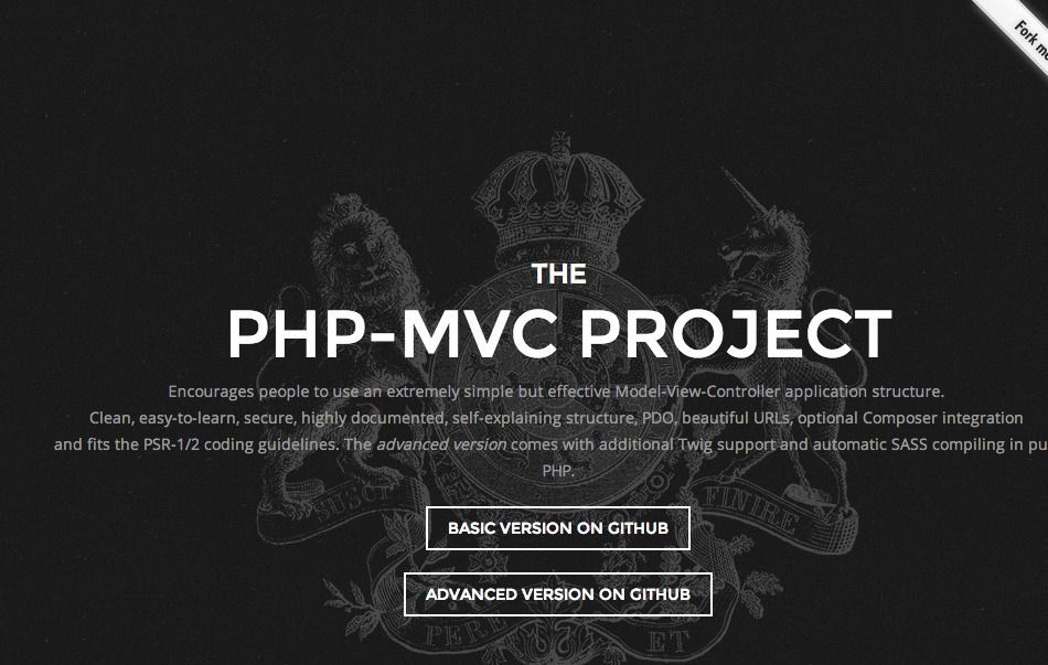 PHP Framework For Web