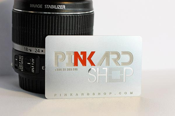 Pinkard Custom Die Cut