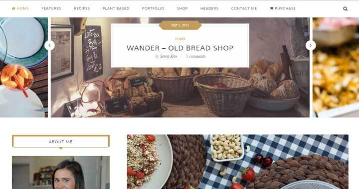 Soledad Coffee Shop WordPress Theme