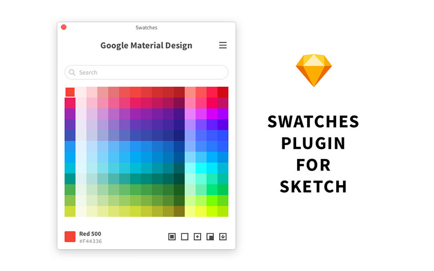Swatches Free Sketch App Plugin for Developers