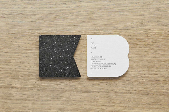 The Kettle Business Card Design