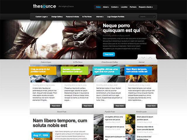 TheSource Best Responsive Gaming